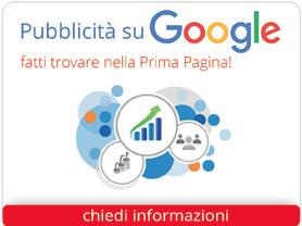 pubblicità su google