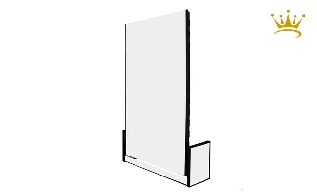 Letto studio piccolodoppio verticale a scomparsa ribaltabile a muro directory advannunci - Letto ribaltabile a muro ...